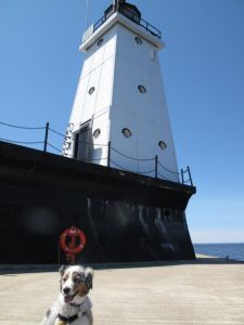 D at Lud lighthouse