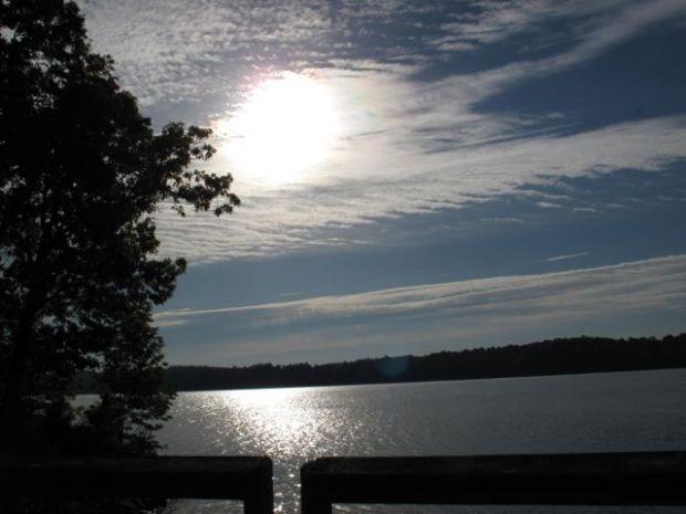 awesome photo of lake