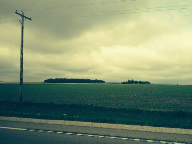 sight from the road